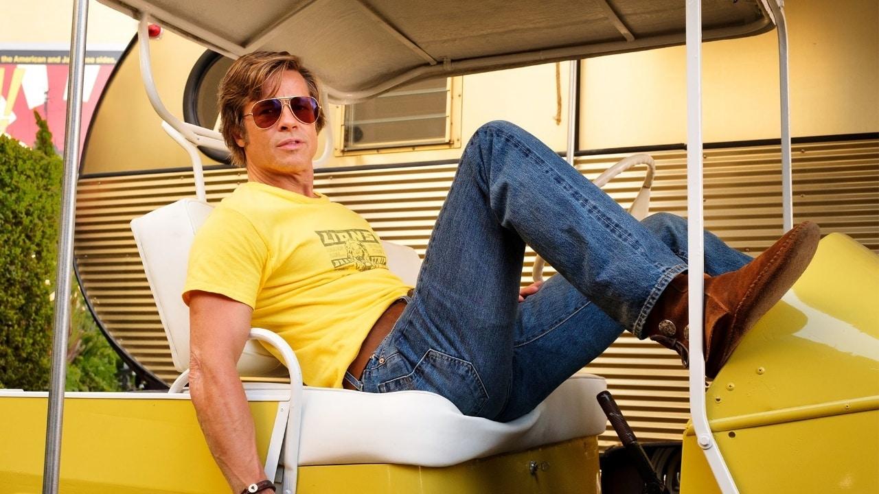 Brad Pitt in vacanza con figli e……Angelina
