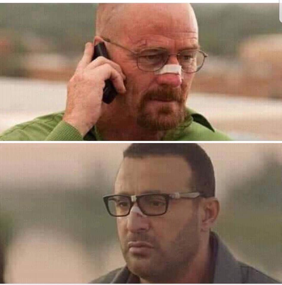 breaking bad egiziano