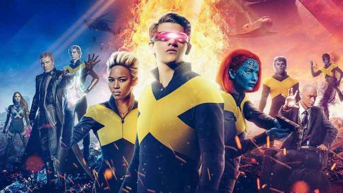 X-Men Dark Phoenix i protagonisti del film