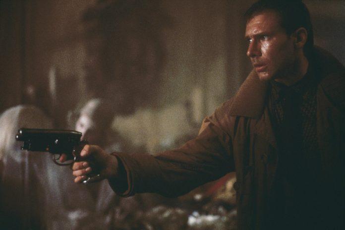 Rick Deckard in Blade Runner del 1982