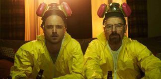 metanfetamina breaking bad Vince Gilligan