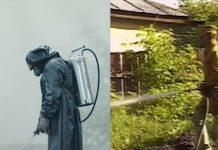 Chernobyl, confronto tra la serie TV e i filmati reali