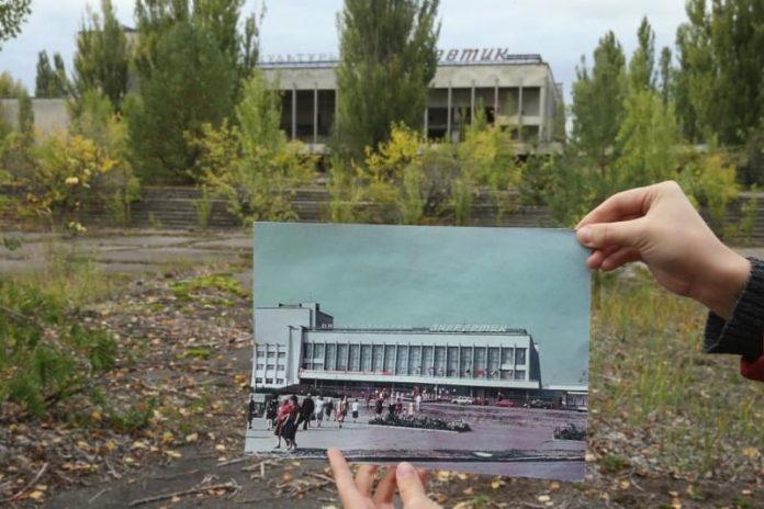Chernobyl, oggi