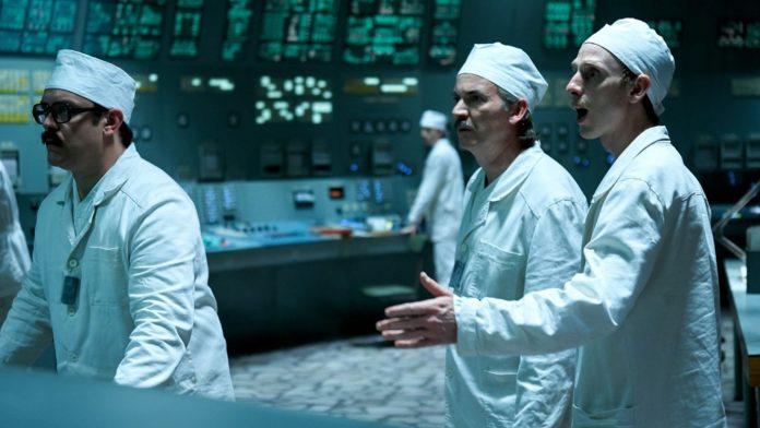 Scena tratta da Chernobyl, serie tv targata HBO
