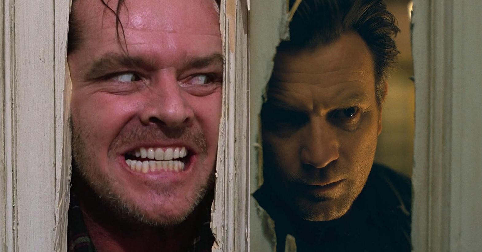 La scena della porta, confronto tra Shining e Doctor Sleep