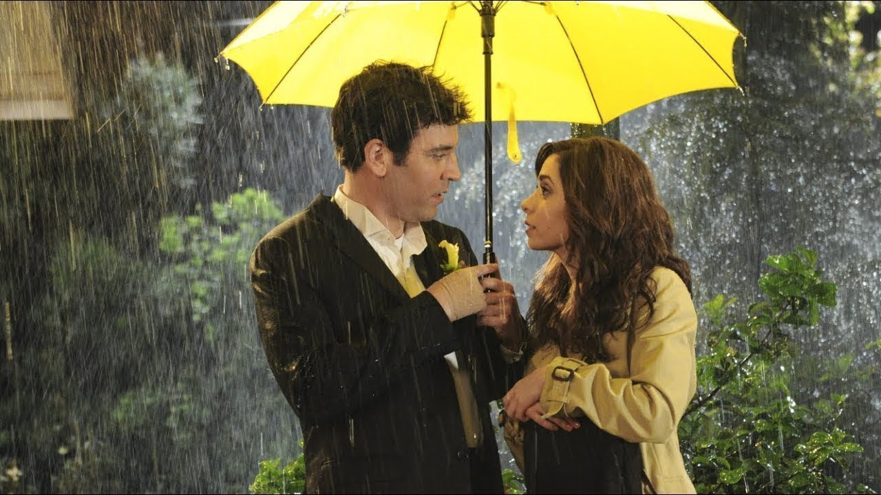 Ted e Tracy in How I Met Your Mother