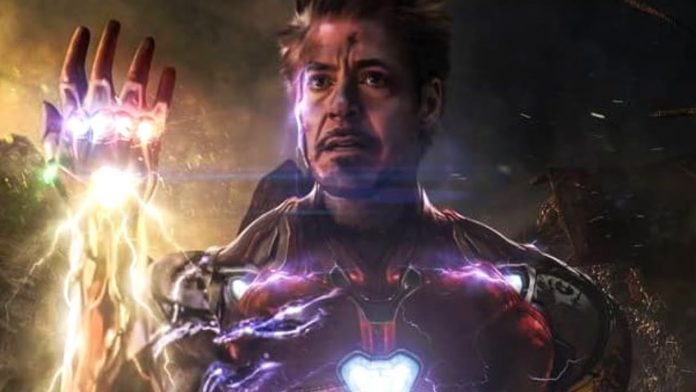 Robert Downey Jr. in Avengers: Endgame Scorsese