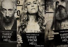 3 FROM HELL, recensione