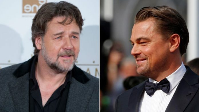 russell crowe dicaprio 2