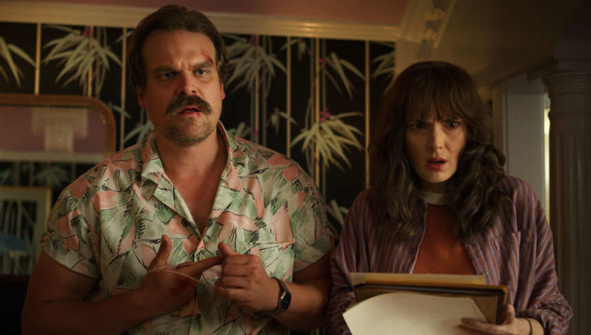 Hopper's status in Strangers Things Season 4