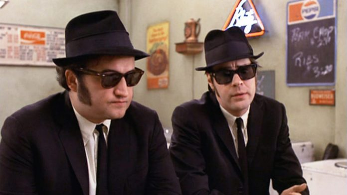 BLues Brothers, film da vedere su Netflix, film da vedere su Netflix, film buonumore bbc
