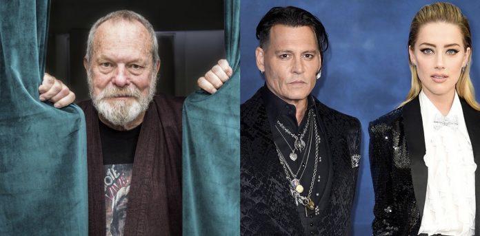 Terry Gilliam contro Amber Heard: