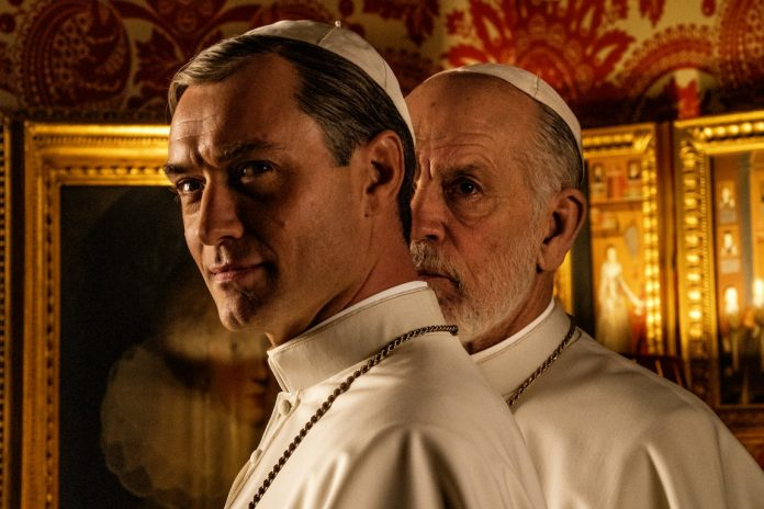 The New Pope arriva nei cinema