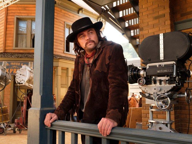 Rick Dalton sul Set Cinematografico