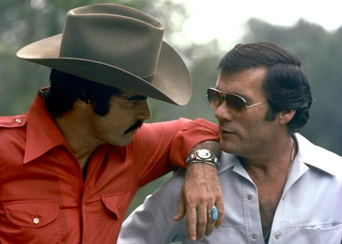 Burt Reynolds e Hal Needham. La coppia che ha ispirato i personaggi di Cliff Booth e Rick Dalton
