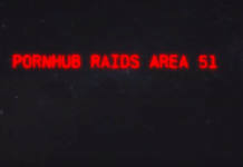 PornHub rilascia il Video Parodia dell'invasione all'Area 51