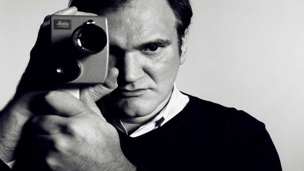 Quentin Tarantino Libro piani sequenza