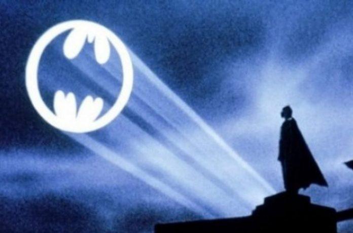Il batsegnale di The Batman