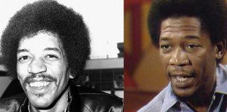 Morgan Freeman Jimi Hendrix teoria