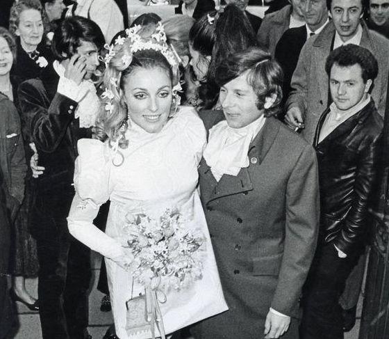 Sharon Tate Roman Polanski