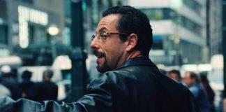 Uncut Gems con Adam Sandler che non è stato candidato agli Oscar 2020
