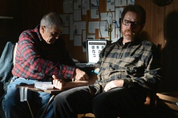 Robert Forster e Bryan Cranston