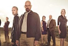 Il cast di Breaking Bad