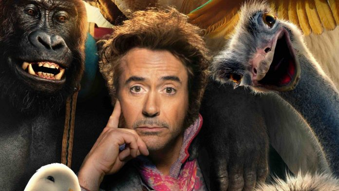 Dolitte, trailer con Robert Downey Jr
