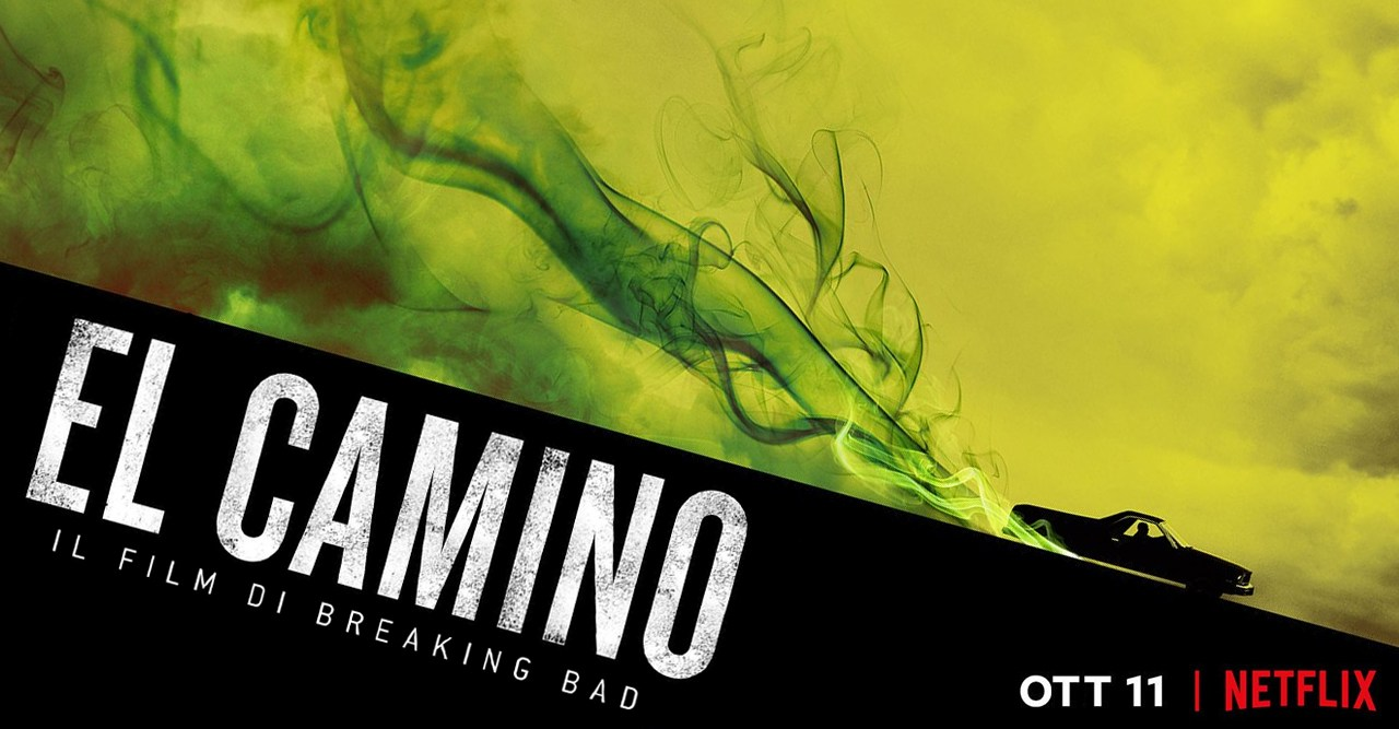 El Camino Breaking Bad recensione
