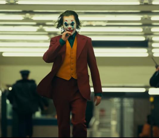Joaquin Phoenix, Joker, Golden Globe