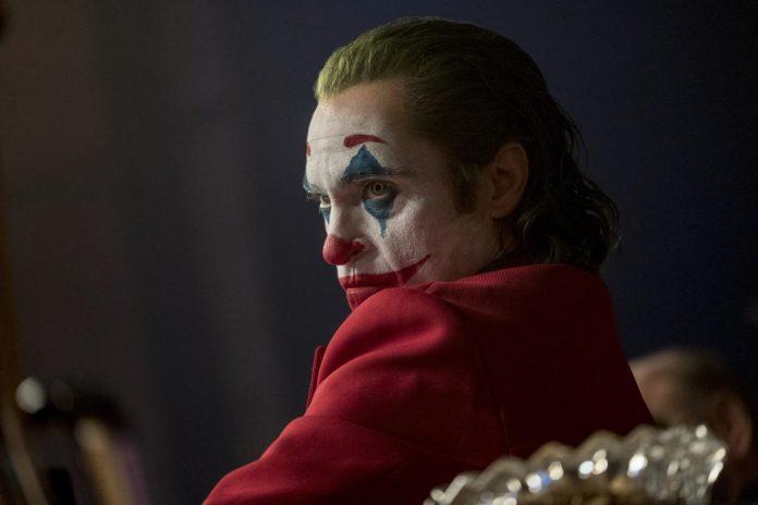 Lo sguardo agghiacciante di Joker prima di compiere il reato