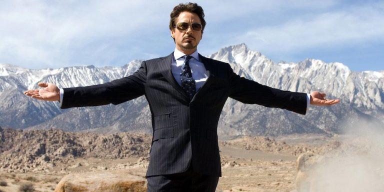 Robert Downey Jr. Elokuvat