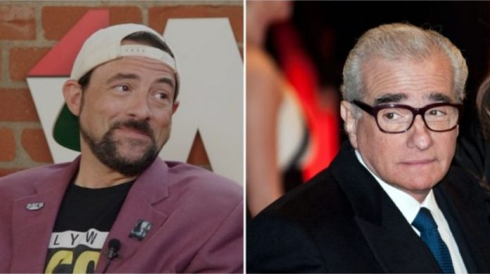 kevin smith martin scorsese cinecomics