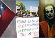 joker cile proteste