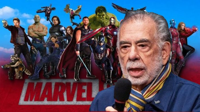 francis ford coppola marvel scorsese mcu