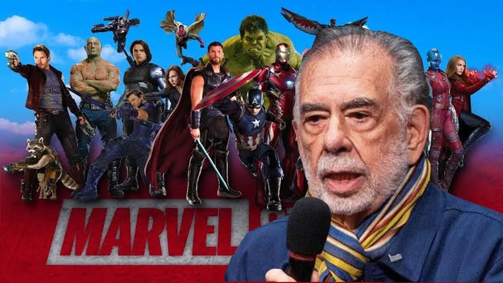Anche Coppola contro i film Marvel: