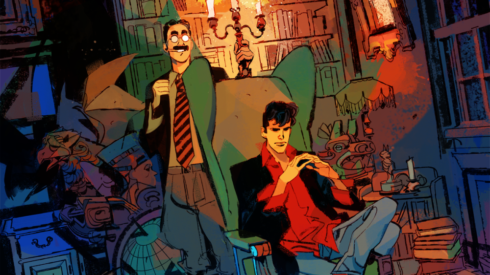 Dylan Dog, è ufficiale: James Wan produrrà la serie TV