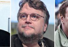 Martin Scorsese, Quentin Tarantino e Guillermo del Toro