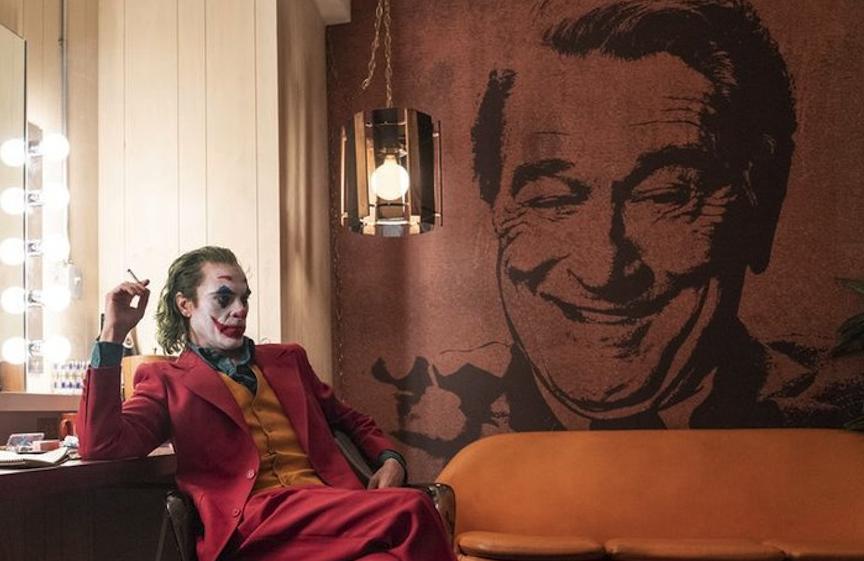 Joker, omaggio a Jack Nicholson