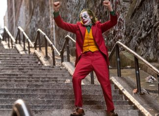 Joker scale bronx - BAFTA nomination