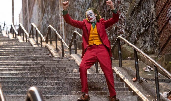 Joker scale bronx - BAFTA nomination