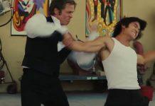 c'era una volta a hollywood Cina Bruce Lee