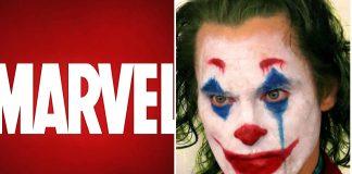 Il logo Marvel e Joker