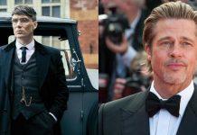 Peaky Blinders, Brad Pitt