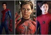 Spider-Man Marvel holland maguire garfield