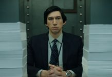 Adam Driver in The Report recensione