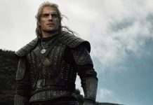 the witcher trailer netflix