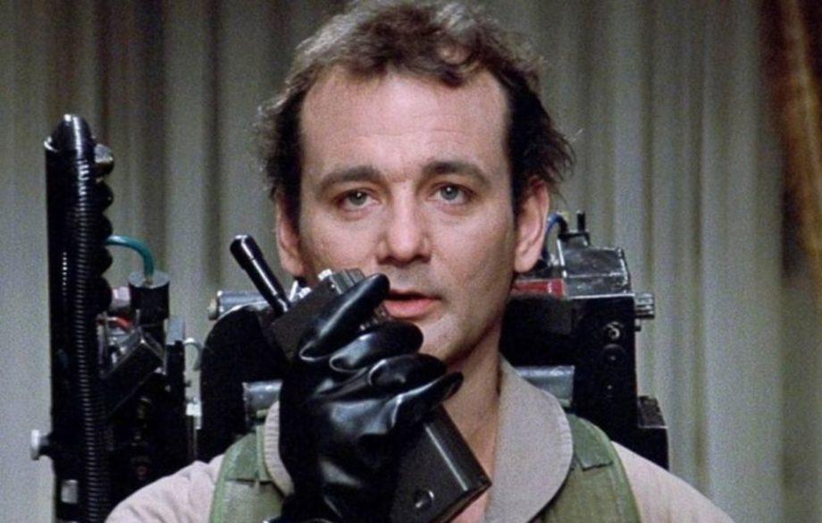 Bill Murray sarà di nuovo un 'Ghostbusters'
