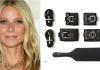 Gwyneth Paltrow, kit BDSM