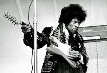 Jimi Hendrix blues rock